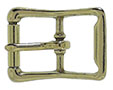 Imitation Roller Buckle, Solid Brass